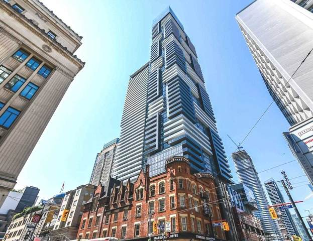 7 Grenville St #2611, Toronto, ON M4Y 1W9 (#C5403975) :: Royal Lepage Connect