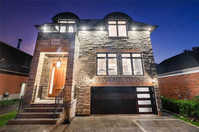 116 Park Home Ave, Toronto, ON M2N 1W8 (#C5404055) :: Royal Lepage Connect