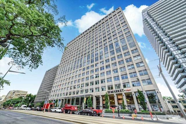 111 W St Clair  West Ave #1420, Toronto, ON M4V 1N5 (#C5404245) :: Royal Lepage Connect
