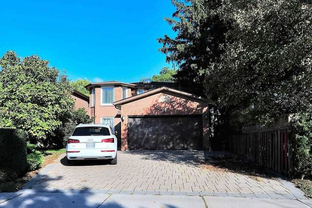 22 Cocksfield Ave, Toronto, ON M3H 5Z2 (#C5404334) :: Royal Lepage Connect