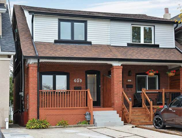 409 Westmount Ave, Toronto, ON M6E 3N4 (#C5404389) :: Royal Lepage Connect