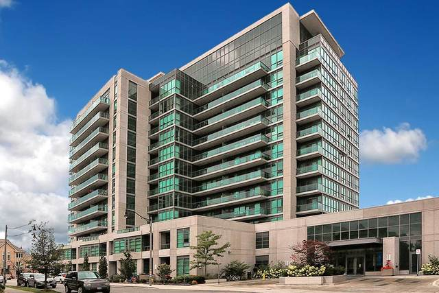 35 Brian Peck Cres #327, Toronto, ON M4G 0A5 (#C5404637) :: Royal Lepage Connect