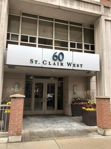 60 W St Clair Ave #203, Toronto, ON M4V 1M1 (#C5404672) :: Royal Lepage Connect