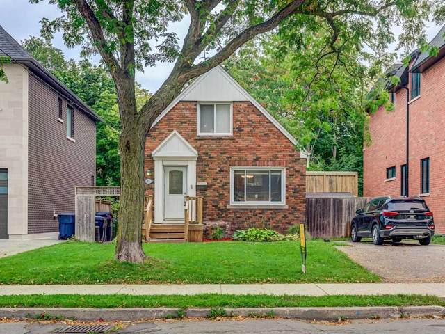 39 Brucewood Cres, Toronto, ON M6A 2G7 (#C5405253) :: Royal Lepage Connect