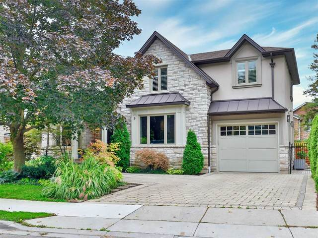 9 Rykert Cres, Toronto, ON M4G 2T1 (#C5405722) :: Royal Lepage Connect