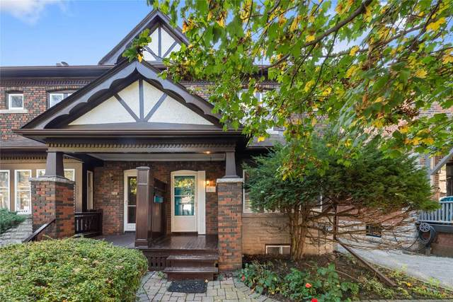 187 Brookdale Ave, Toronto, ON M5M 1P4 (#C5405783) :: Royal Lepage Connect