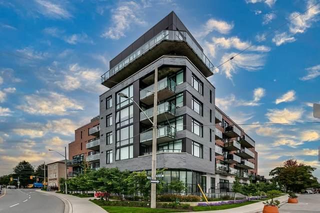 25 Malcolm Rd #405, Toronto, ON M4G 1X7 (#C5406032) :: Royal Lepage Connect