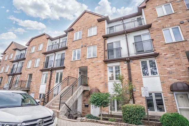 988 W Sheppard Ave #11, Toronto, ON M3H 2T6 (#C5406086) :: Royal Lepage Connect
