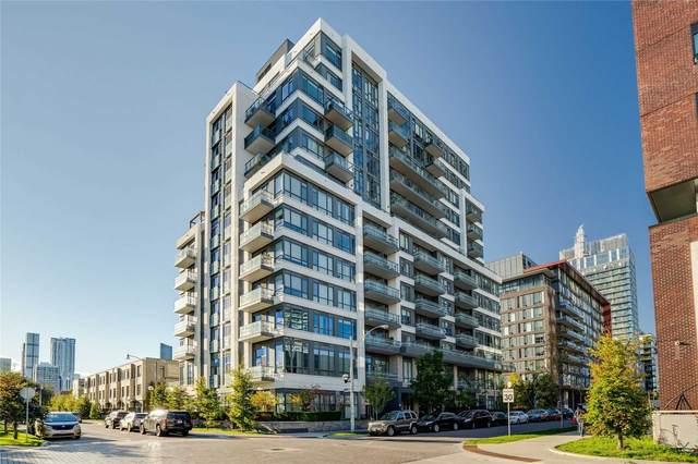 200 Sackville St #306, Toronto, ON M5A 0B9 (#C5406808) :: Royal Lepage Connect