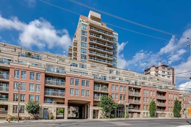 900 Mount Pleasant Rd #326, Toronto, ON M4P 3J9 (#C5406829) :: Royal Lepage Connect