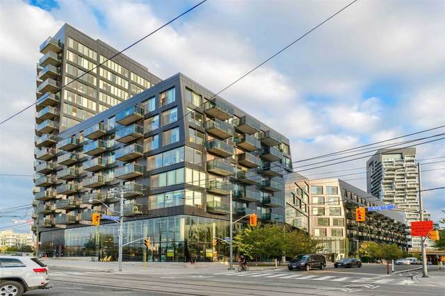 51 Trolley Cres #609, Toronto, ON M5A 0E9 (#C5407971) :: Royal Lepage Connect