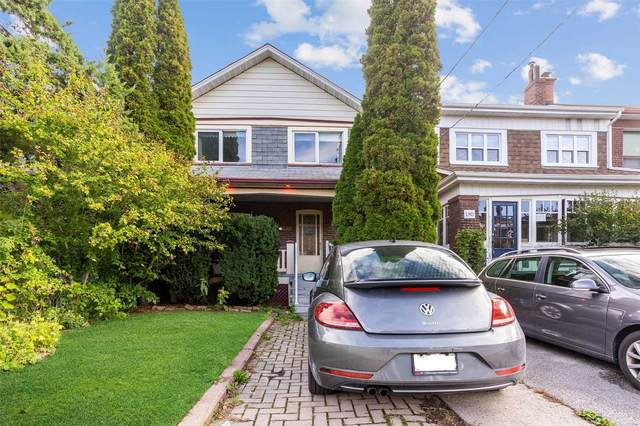 191 Westmount Ave, Toronto, ON M6E 3M6 (#C5407974) :: Royal Lepage Connect