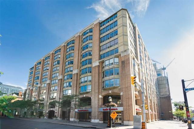 25 George St #705, Toronto, ON M5A 4L8 (#C5408101) :: Royal Lepage Connect