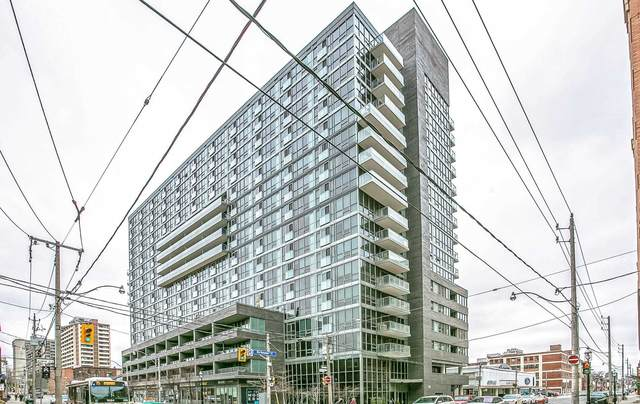 320 E Richmond St #711, Toronto, ON M5A 1P9 (#C5409030) :: Royal Lepage Connect