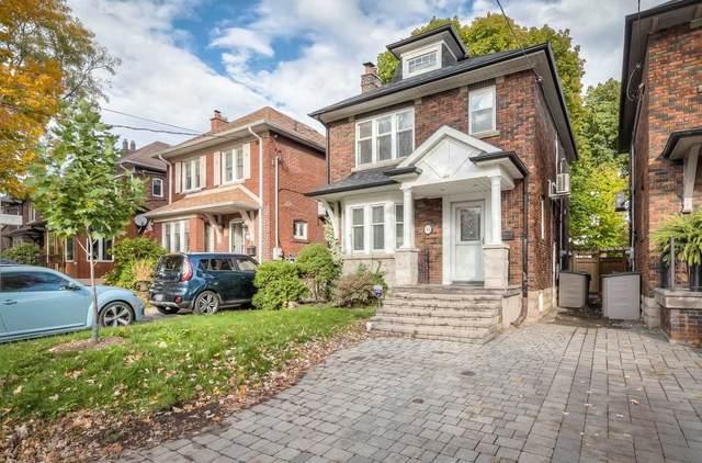 361 Greer Rd, Toronto, ON M5M 3P4 (#C5409610) :: Royal Lepage Connect