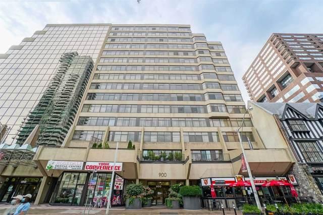 900 Yonge St #201, Toronto, ON M4W 3P5 (#C5410002) :: Royal Lepage Connect