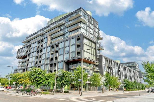 455 E Front St N 1011, Toronto, ON M5A 1G9 (#C5410182) :: Royal Lepage Connect