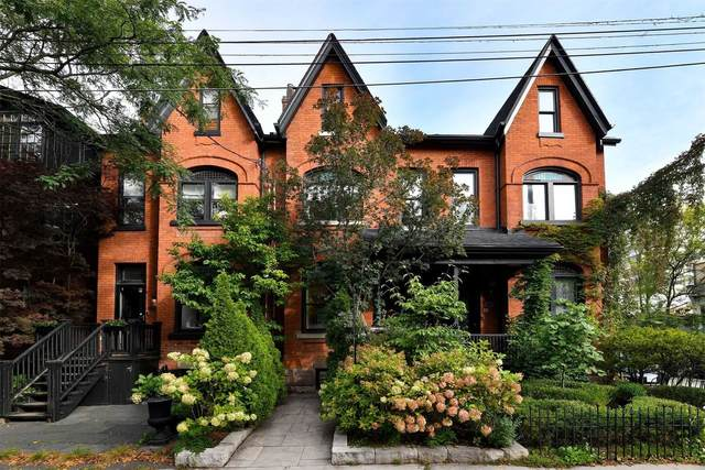 12 Tranby Ave, Toronto, ON M5R 1N5 (#C5410347) :: Royal Lepage Connect
