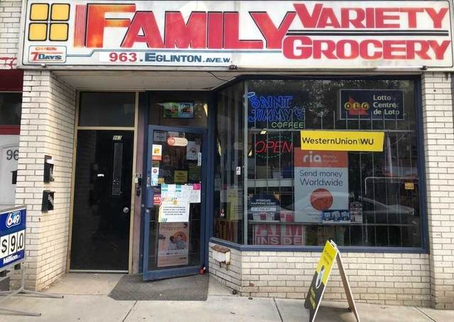 963 W Eglinton Ave, Toronto, ON M6C 2C4 (#C5411744) :: Royal Lepage Connect