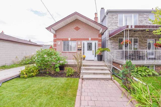 1 Amherst Ave, Toronto, ON M6E 1Z2 (#C5411853) :: Royal Lepage Connect