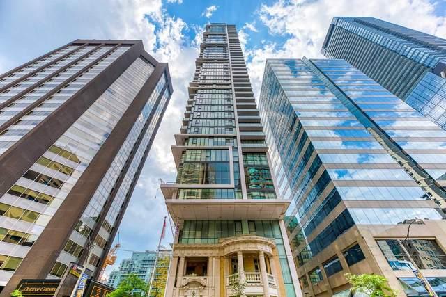 426 University Ave #3505, Toronto, ON M5G 1S9 (#C5411861) :: Royal Lepage Connect