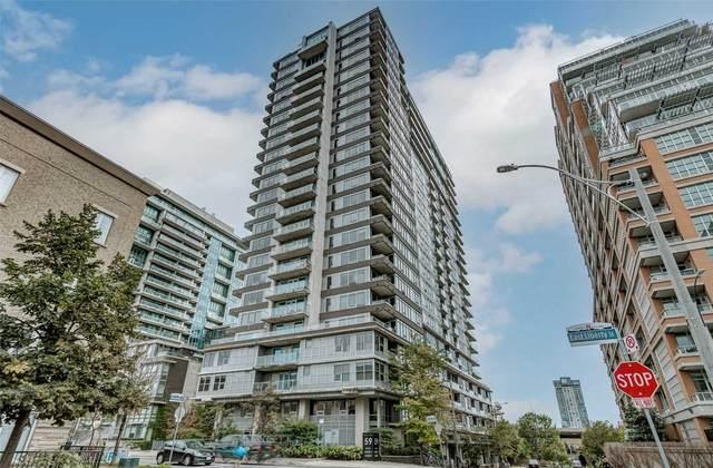 59 East Liberty St #209, Toronto, ON M6K 3R1 (#C5411872) :: Royal Lepage Connect