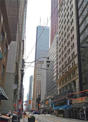 7 E King St #1701, Toronto, ON M5C 3C5 (#C5411905) :: Royal Lepage Connect