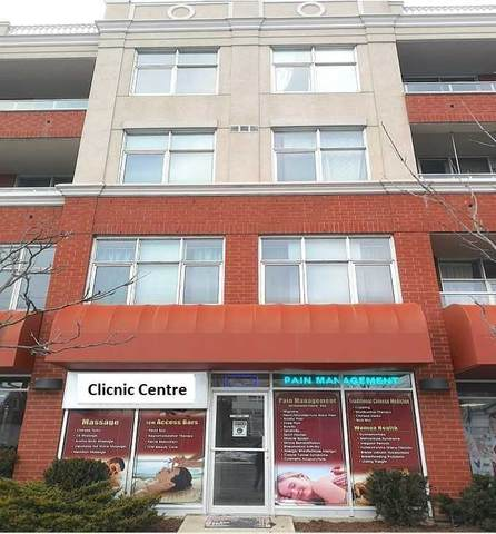 222 W Finch Ave #108, Toronto, ON M2R 1M6 (#C5411999) :: Royal Lepage Connect