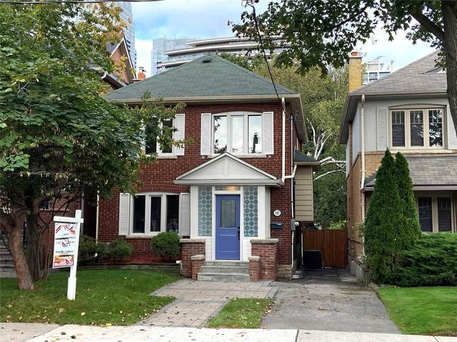137 Colin Ave, Toronto, ON M5P 2C4 (#C5412539) :: Royal Lepage Connect
