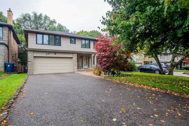 701 Briar Hill Ave, Toronto, ON M6B 1L5 (#C5413489) :: Royal Lepage Connect