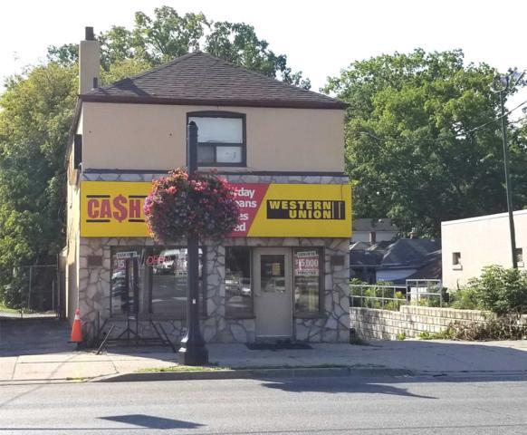 3205 Danforth Ave, Toronto, ON M1L 1B8 (#E4348897) :: Jacky Man | Remax Ultimate Realty Inc.