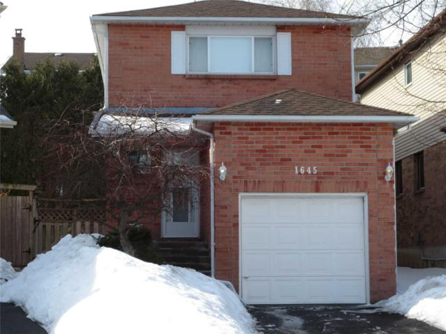 1645 Tawnberry St, Pickering, ON L1X 2C4 (#E4366969) :: Jacky Man | Remax Ultimate Realty Inc.