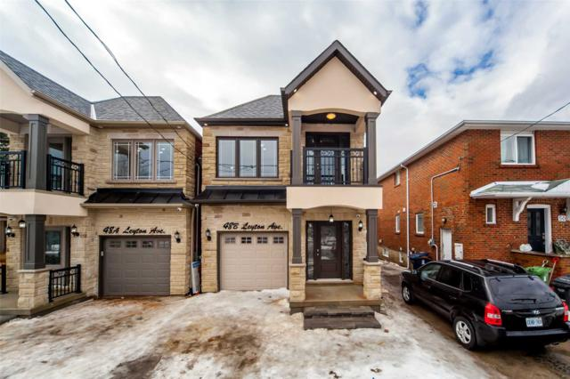 48B Leyton Ave, Toronto, ON M1L 1E9 (#E4367785) :: Jacky Man | Remax Ultimate Realty Inc.