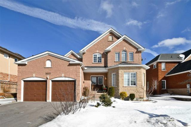 1615 Valley Ridge Cres, Pickering, ON L1V 6S3 (#E4368758) :: Jacky Man | Remax Ultimate Realty Inc.
