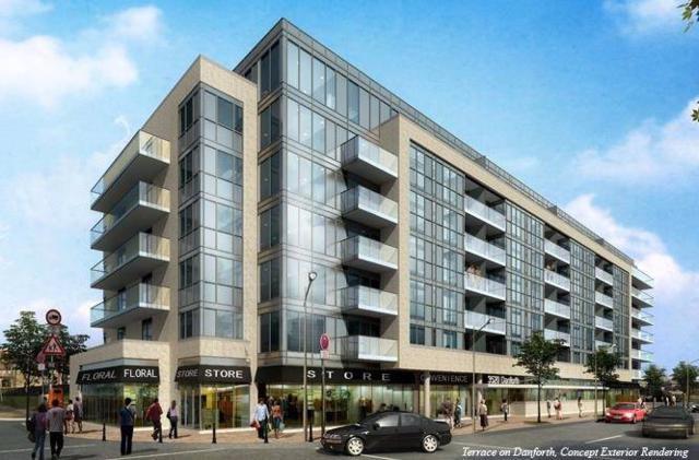 3520 Danforth Ave Ph6, Toronto, ON M1L 1E5 (#E4369548) :: Jacky Man | Remax Ultimate Realty Inc.