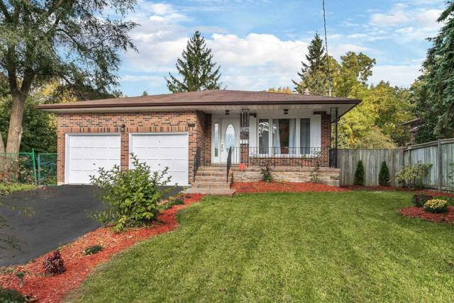5294 E Lawrence Ave, Toronto, ON M1C 1R4 (#E4374115) :: Jacky Man | Remax Ultimate Realty Inc.