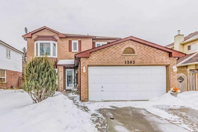 1583 Dellbrook Ave, Pickering, ON L1X 2N2 (#E4375975) :: Jacky Man | Remax Ultimate Realty Inc.
