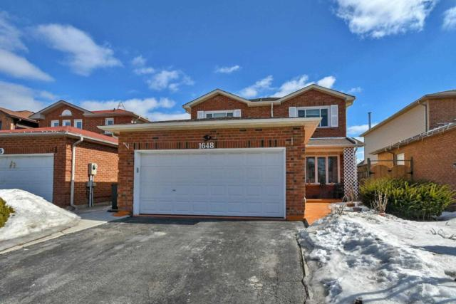 1648 Pepperwood Gate, Pickering, ON L1X 2K2 (#E4381263) :: Jacky Man | Remax Ultimate Realty Inc.