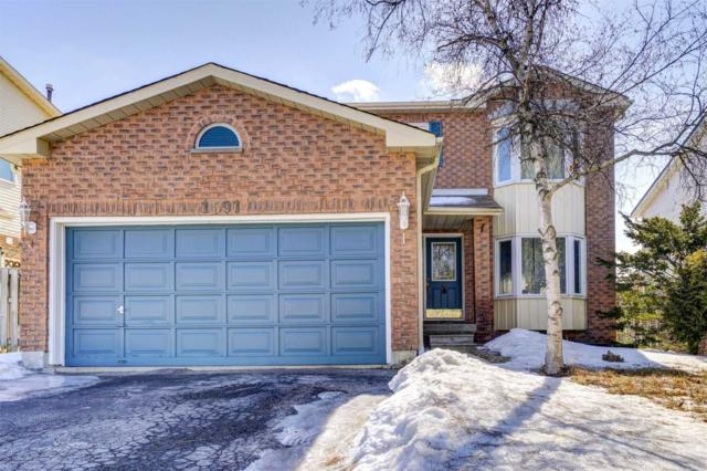 1591 Dellbrook Ave, Pickering, ON L1X 2N2 (#E4382767) :: Jacky Man | Remax Ultimate Realty Inc.