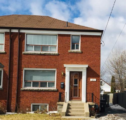 20 Claremore Ave, Toronto, ON M1N 3R8 (#E4384689) :: Jacky Man | Remax Ultimate Realty Inc.