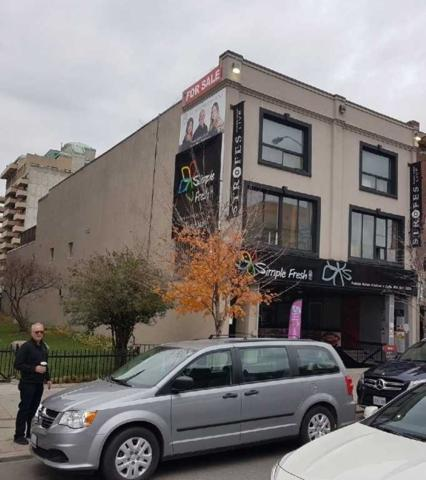 628/630 Danforth Ave, Toronto, ON M4K 1R2 (#E4385546) :: Jacky Man | Remax Ultimate Realty Inc.