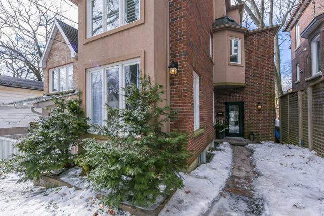 136 Silver Birch Ave, Toronto, ON M4E 3L4 (#E4387050) :: Jacky Man   Remax Ultimate Realty Inc.