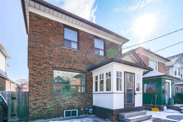 17 Hannaford St, Toronto, ON M4E 3G6 (#E4387710) :: Jacky Man   Remax Ultimate Realty Inc.