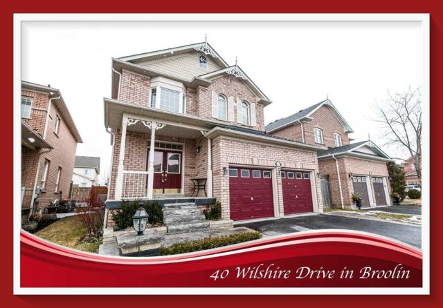 40 Wilshire Dr, Whitby, ON L1M 2C9 (#E4388228) :: Jacky Man | Remax Ultimate Realty Inc.