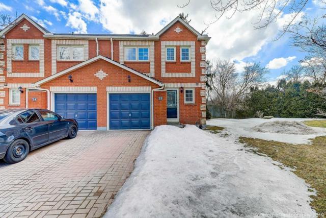 6157 Kingston Rd #22, Toronto, ON M1C 4Z3 (#E4388339) :: Jacky Man | Remax Ultimate Realty Inc.