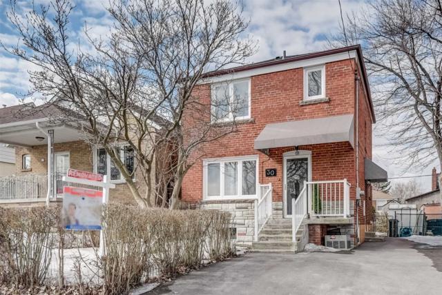 30 Hubert Ave, Toronto, ON M1K 1Z8 (#E4389378) :: Jacky Man | Remax Ultimate Realty Inc.