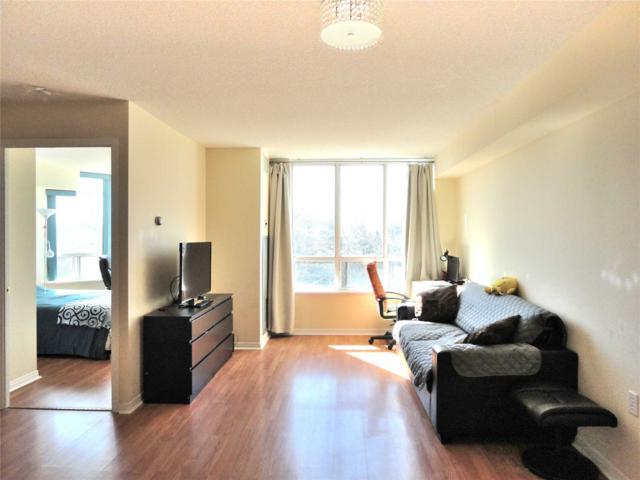 5001 E Finch Ave #503, Toronto, ON M1S 5J9 (#E4393453) :: Jacky Man | Remax Ultimate Realty Inc.