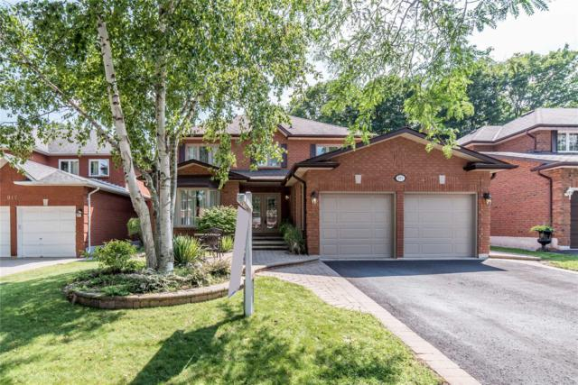 815 Regal Cres, Pickering, ON L1X 2P8 (#E4410381) :: Jacky Man | Remax Ultimate Realty Inc.