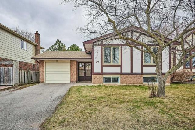 22 Dawson St, Whitby, ON L1N 6C8 (#E4411736) :: Jacky Man | Remax Ultimate Realty Inc.