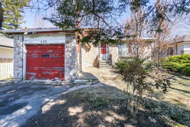 430 Guildwood Pkwy, Toronto, ON M1E 1R3 (#E4418180) :: Jacky Man | Remax Ultimate Realty Inc.